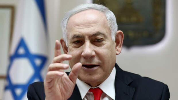 Нетаньяху провел переговоры с Байденом