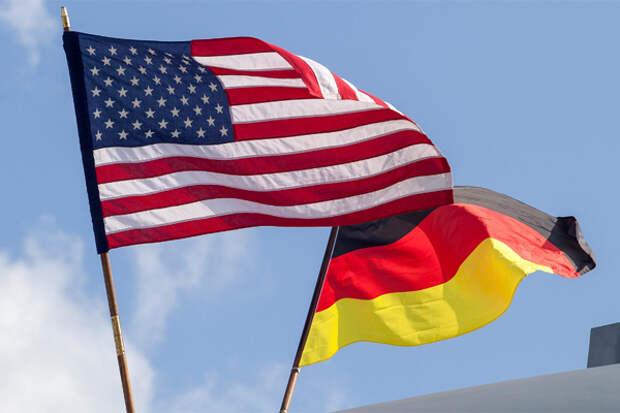 США Германия ФРГ Северный поток-2