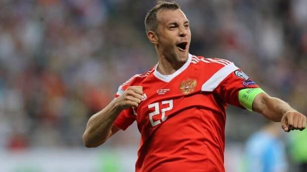 Российские футболисты шуткой отреагировали на конфликт Губерниева и Бузовой