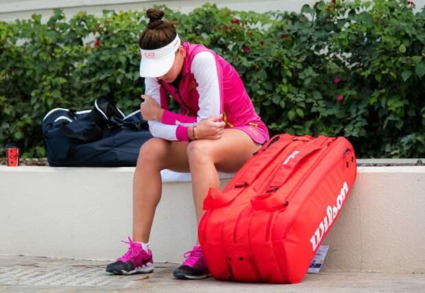 Кудерметова и Гауфф проиграли в 1/4 финала парного турнира в Риме