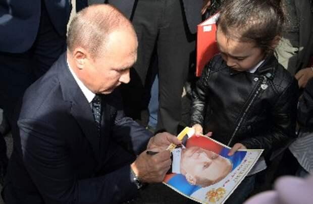 Белковский считает, что Путин бессознательно боится будущего