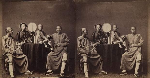 Редчайшие кадры Китая времён династии Цин: природа, люди, города безвозвратно ушедшей эпохи 32