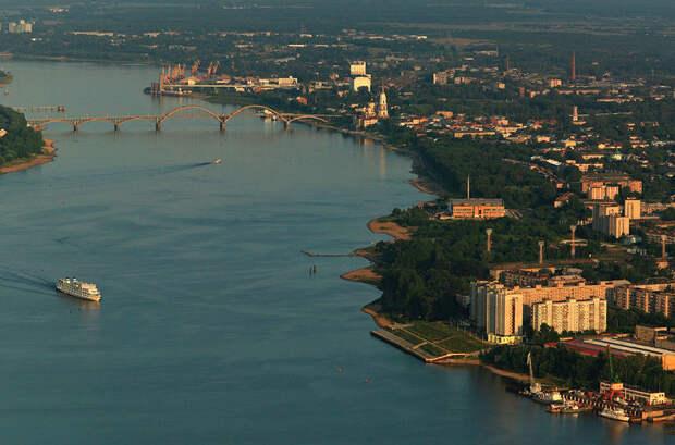 33 уникальных снимка России с высоты птичьего полета, от которых захватывает дух