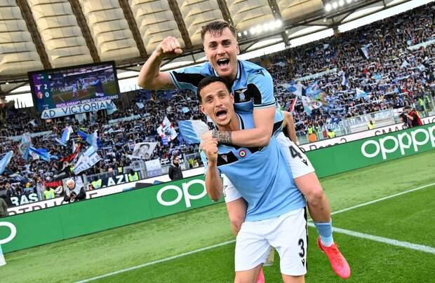 «Лацио» победил «Сампдорию» и поднялся на 4-е место в Серии А, опередив «Ювентус»