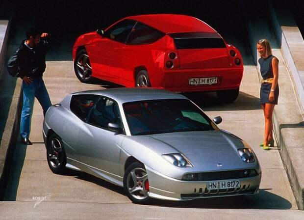 Fiat Shooting Break авто, автодизайн, автомобили, дизайн, фотомонтаж, фотошоп, юмор, янгтаймер