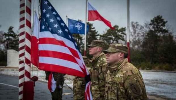 США поставили на счетчик «оккупированную» Польшу