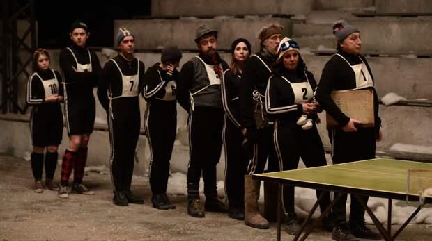 Новый украинский киношедевр Олега Сенцова встретили пустые залы