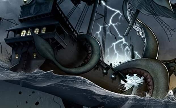 Анализ Architeuthis dux, проведенный группой ученых из Шотландии, включал в себя не только научные работы, но и различные средневековые истории о нападении кальмаров на корабли. Кроме того, были исследованы останки, найденные в желудках кашалотов — естественных врагов этого вида.