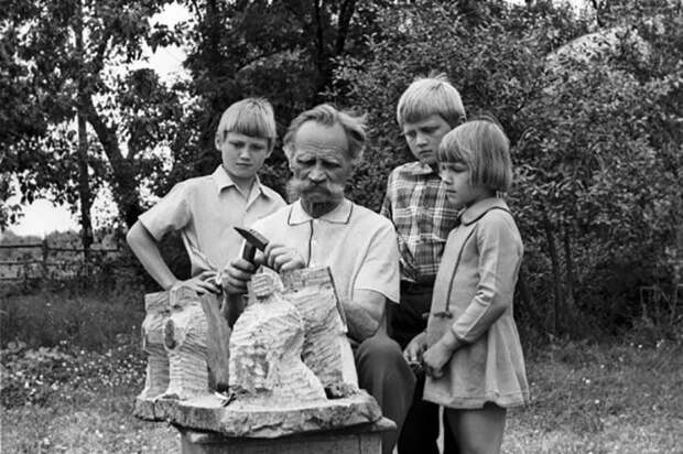 СССР в 1981 году. Великие люди великой страны