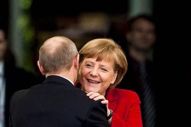 От иллюзии «Германия России друг» пора избавляться