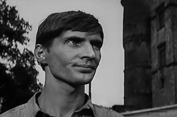 Игорь Ясулович в фильме «Щит и меч» (1968).