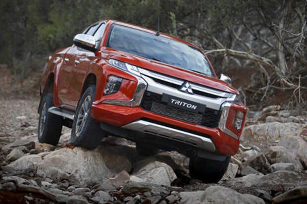 Mitsubishi назвала дату продаж нового L200 в России