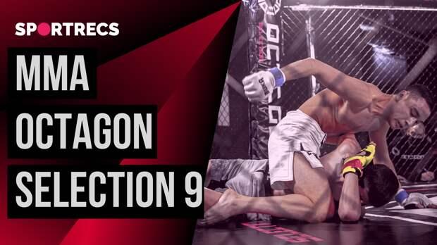 MMA. Octagon Selection 9
