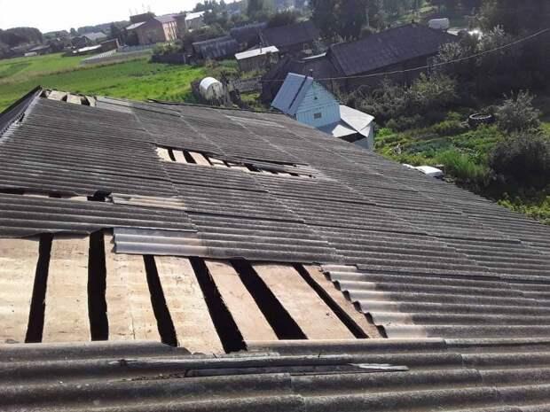 Более 1 млн рублей направят на ликвидацию последствий июльской грозы в районы Удмуртии