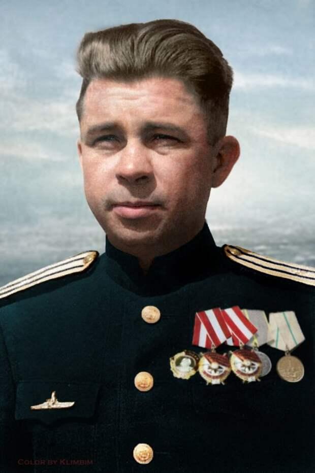 Знаменитые одесситы. Маринеско Александр Иванович