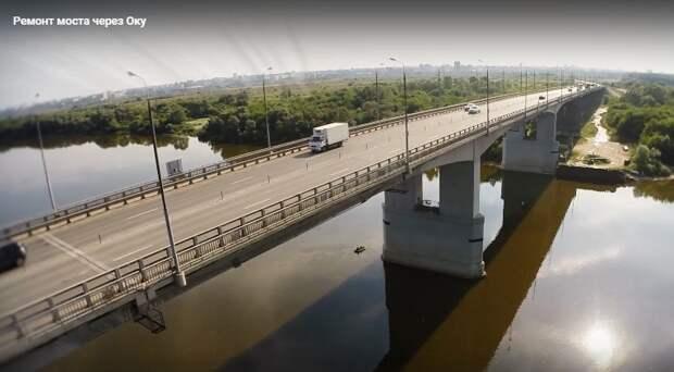 Рязанцев предупредили о пробках на Солотчинском мосту через Оку