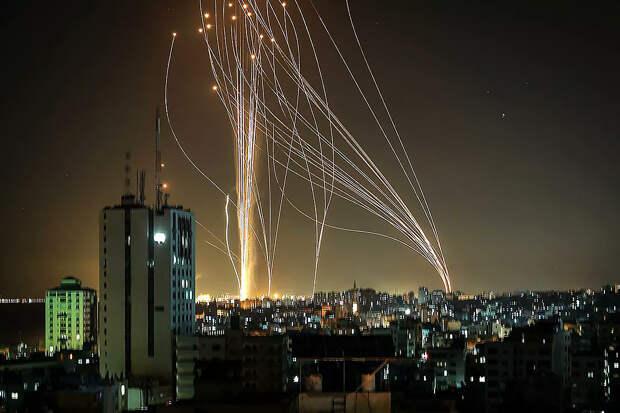 Израиль перехватил беспилотник с взрывчаткой на границе с Газой