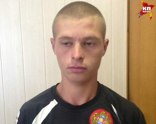 Василия (он же Михай) уже привезли в Шахты, где эксгумировали тело его отца. Фото: ГУВД Волгоградской области
