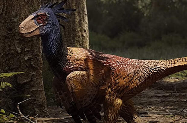 Как млекопитающие динозавров съели.