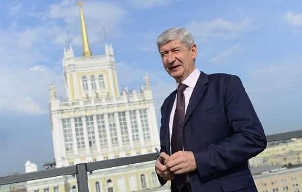 В Черемушках введен в строй новый торговый центр - Лёвкин