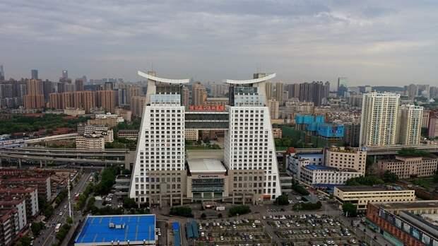 Жертвами торнадо в китайском Ухане стали шесть человек