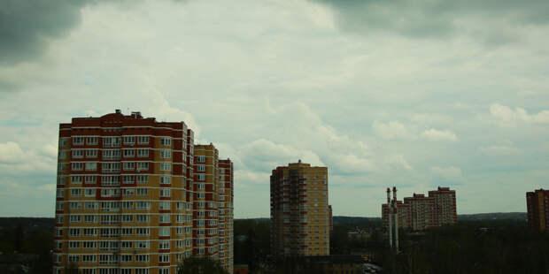 Синоптики пообещали жителям Московского региона дождь и грозу в субботу