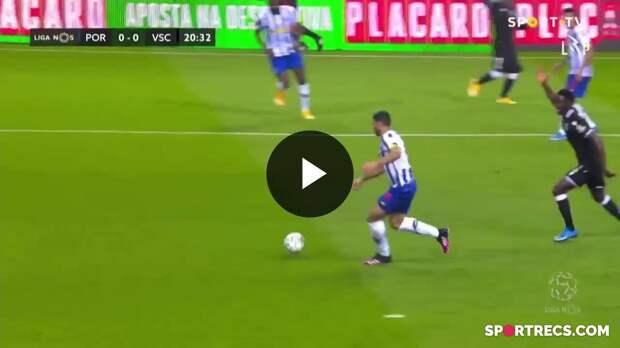 Highlights: FC Porto 1-0 Vitória SC (Liga 20/21 #28)