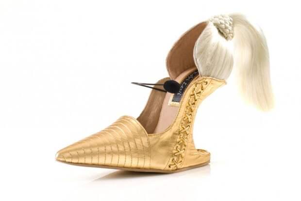 Самая страшная обувь, которую вы когда-либо видели