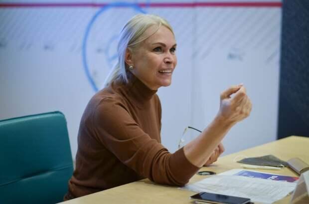 Депутат ГД Ирина Белых «Студенты колледжей получат новые возможности для самореализации»