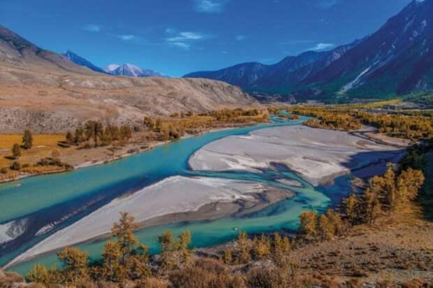 Таинственный и непостижимый Алтай