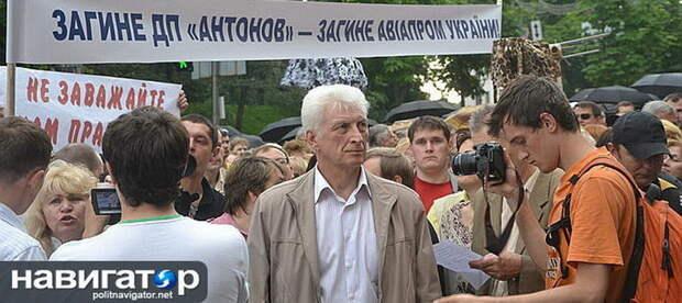Экс-замглавы ГП «Антонов» признал, что Украина в отличие от РФ не в состоянии строить самолеты