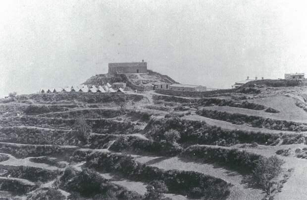 Форт Галистан
