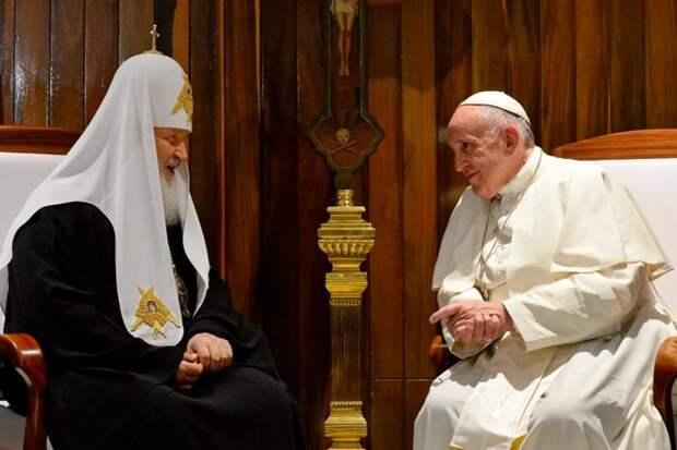 В чем основные отличия православия от католицизма?