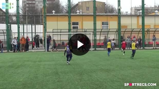 2012 ФК Супер Нова - ФК Штурм. Обзор игры. Все голы