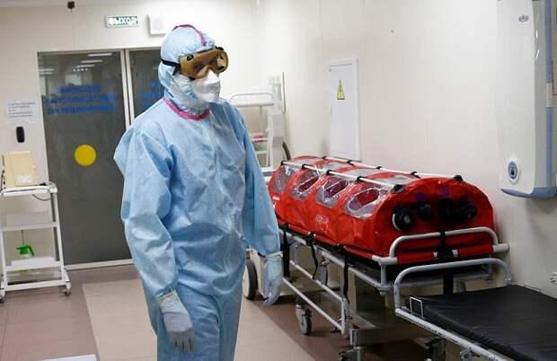 Два пациента с COVID-19 скончались на Кубани