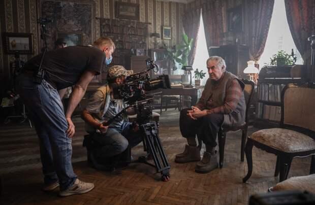 Михаила Ефремова заменили другим актером в «Вампирах средней полосы»