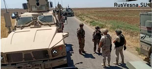 Сирия: Русский офицер предупредил военных США, те не послушали и поплатились