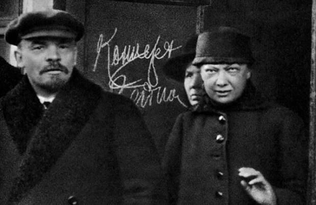 Почему Ленин вынужден был жениться на Крупской