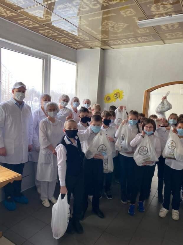 Школьники оценили качество хлеба