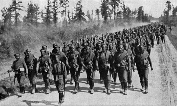 Особые бригады: какие русские войска воевали во Франции в Первую мировую