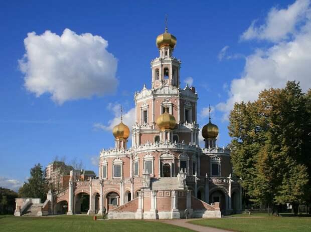 15 самых красивых кирпичных строений