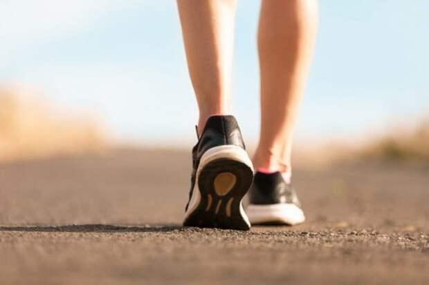 Сколько нужно ходить пешком, чтобы чувствовать себя здоровым