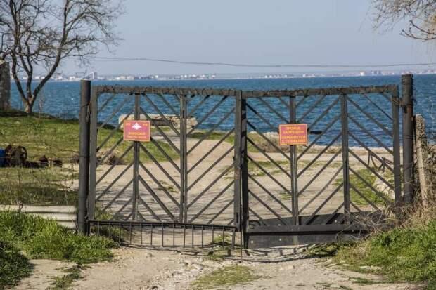 Крымские впечатления. Равнодушная серость бытия