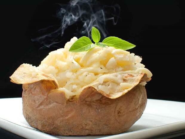 о пользе и вреде картофеля
