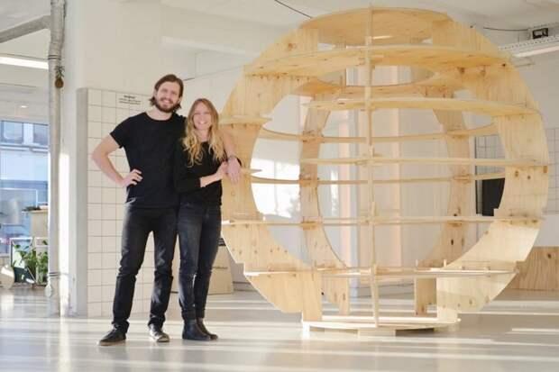 «Зелёная комната»: дизайн вертикального сада