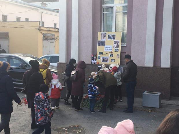 ВЕкатеринбурге открылся мемориал погибших вАзербайджане