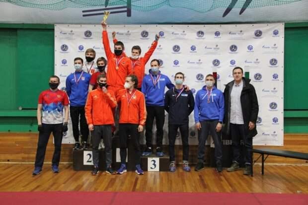 Пятиборцы из Северного выиграли Кубок России