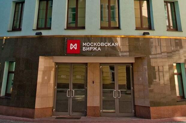 Российские биржевые индексы выросли на фоне встречи Путина и Байдена