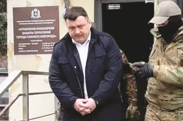 От схода до отката: вспоминаем подробности дела Алексея Ежкова, обвиняемого во взяточничестве