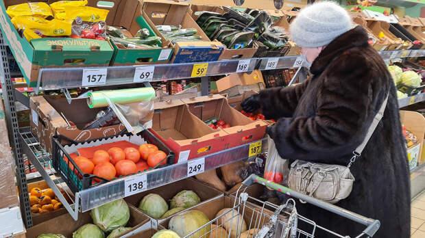 На какие овощи подскочили цены за неделю, рассказали россиянам
